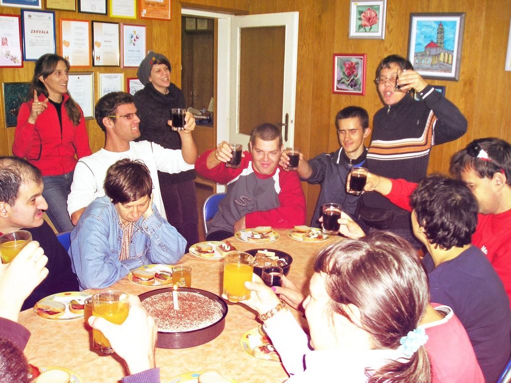 Slobodne aktivnosti u klubu Zvono